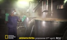 Akshaya Patra to be featured on National Geographic Channel