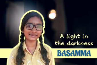 Basamma, A Father's Hope