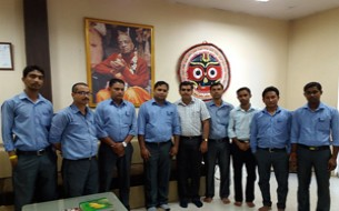 Training conducted at Guwahati unit